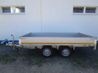 Eduard ALU 3518 Ladehöhe 63 cm 3,56x1,80x0,30m 3 t