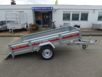 Tema Pro 2615 Stahl 263 x 150 x 140 cm 750 kg
