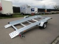 TEMA Car  Flat 3518 kippbar SMART 350 x 180 cm 1,3 t