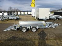 Ifor Williams GX 105 RAMPE 303x157cm 2,7 t VORRAT