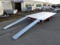 TEMA CARPLATFORM 5120 ALUBODEN 5,10x2,23m 3t NEUES MODELL