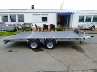 Ifor Williams LM 146 4,23x1,98m 3,5 t