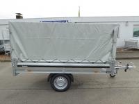 Brenderup 3251 1-Achs NEU + Hochplane 2,50x1,42x1,17m 750 kg