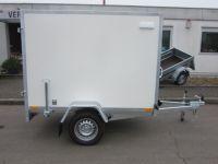 AKTIONSKOFFER 204x115x125cm + Stützen + Extras 750 kg