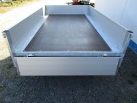 Eduard ALU 3116 Ladehöhe 63 cm 3,11x1,60x0,30m 750kg