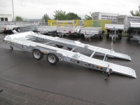 Autotransporter IFOR WILLIAMS CT 177 5 x 2,20 m ZGG 3,5 t