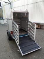 Vezeko ALU VT 1300 NEU  + Extras 294x142x190cm 1,3 t