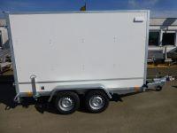 Aktionskoffer 358x146x180cm Türen 2 t + 100 km/h + Extras