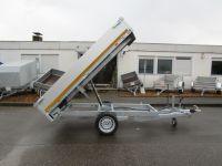 EDUARD 2615 ALU Handpumpe +Stahlboden 256x150x30cm LH 63cm 1,8t