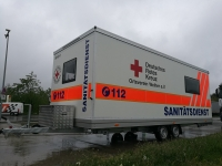 VEZEKO Hochlader für Rettungsdienst / Sanitätsdienst / Hilfsorganisationen / Corona-Impf-Anhänger ! Preis auf Anfrage !