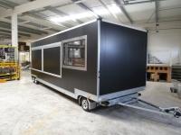 VEZEKO Drehschemel Wohnwagen / Bauwagen / Bürofahrzeug ! Preis auf Anfrage !