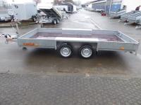 VEZEKO Tieflader für Maschinentransport ! Preis auf Anfrage !