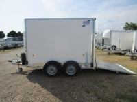 Ifor Williams BV 106 RAMPE-/TÜRE-KOMBI 303x173x213cm 3,5t