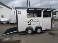 Cheval Liberte MINIMAX/MAX3 3-Pferde+GROßE Sattelkammer+Pullmann 3t
