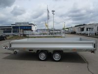 Cargo E 27.4 Hochlader ALU 4,17 x 2,15 x 0,35 m 2,7 t