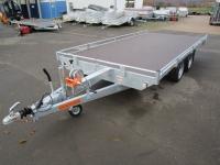 Eduard 4520+10 Zoll Reifen +Auffahrrampen+Winde 4,56x2,00m 3 t