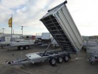 TwinTrailer TT 35-40 TRIDEM VORRAT mit VIELEN EXTRAS !!! 4,02x1,92x1,40m