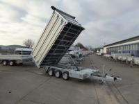 TwinTrailer TT 35-40 TRIDEM VORRAT VOLL!!!4,02x1,92x1,40m