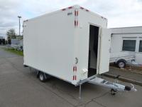 Hochwertiger Bauwagen Marcello Comfort 500x200x230cm 1,3 t