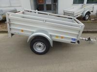 Koch U2 ALU erhöhte Bordwand 65 cm 205x105x65cm 750 kg