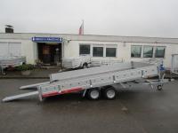 TEMA Carkeeper 4520 P Bordwände+Holzboden+Winde 4,56x2m 2,7t