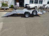 Vezeko MOTOVAN C18 SMART, Trike, Motorrad, Quad 302x179cm + 100 km/h+Box VORRAT 1,8 t