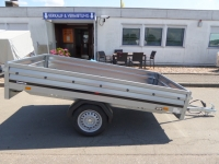 Brenderup 3205 STAHL  2,04 x 1,42 x 0,35 m 750 kg NEUHEIT