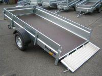 Brenderup 2300 S STAHL KIPPBAR 3,01 x1,53 x 0,40 m 1,3 t NEU
