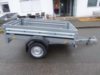 Brenderup 2205 S NEU 750 kg + Klappe vorne + 128 cm breit !!