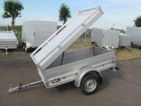 Koch U 2 ALU + ALUDECKEL 2,05x1,05x0,50m 750 kg