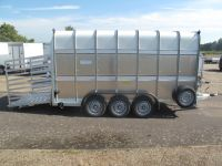 Ifor Williams TA 510 G 14/3 Vieh 427x178x213cm 2.Boden 3,5 t