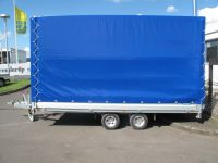 Unsinn PKL 3042 Kippbarer Fahrzeugtransporter 426 x 204 x 35 cm