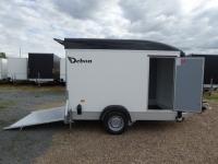 Debon C 300 WOOD POLY + Seitentüre 100 km/h 3x1,50x1,98m