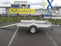 Koch U 4 Motorrad 2,50 x 1,25 m 750 kg + Rampe + Halter