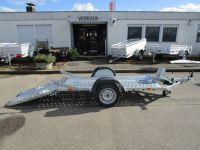 Vezeko Motovan Motorradtransporter mit einer Nutzlast von 550 kg