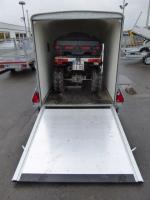Debon Cargo 1300 Polykoffer + 100 km/h + Pullmann2-Komfortfahrwerk 1,3t