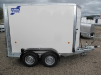 Ifor Williams BV 85 ROLLADEN 242x147x183cm 2,7 t